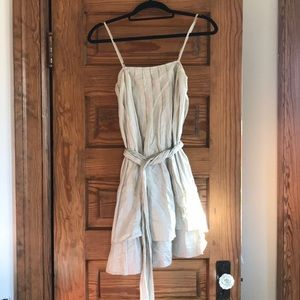 Boho Dress from a boutique in Soho NYC